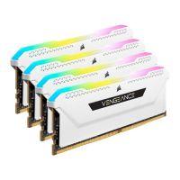 CORSAIR DDR4 32GB 4x8GB 3200MHz CL16 VENGEANCE RGB Pro CMH32GX4M4E3200C16W