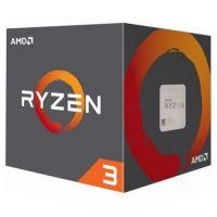 AMD CPU Desktop Ryzen 3 4C/4T 1200