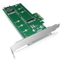ICY BOX M.2 to PCIe SSD black
