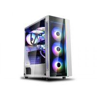 DeepCool Case ATX MATREXX 55 WHITE V3 ADD-RGB WH 3F
