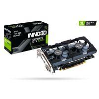 Inno3D GeForce GTX 1050 Ti Twin N105K-2DDV-M5CM
