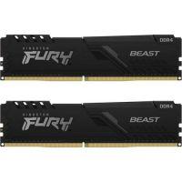 2X16G DDR4 2666 KINGST FURY BE