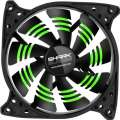 Sharkoon Shark Blade 120mm Fan Green
