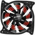 Sharkoon Shark Blade 120mm Fan Red
